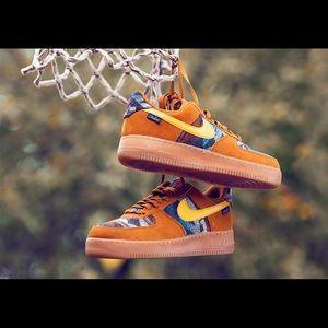 ✨VERY RARE!! ✨ Nike Air Force N7